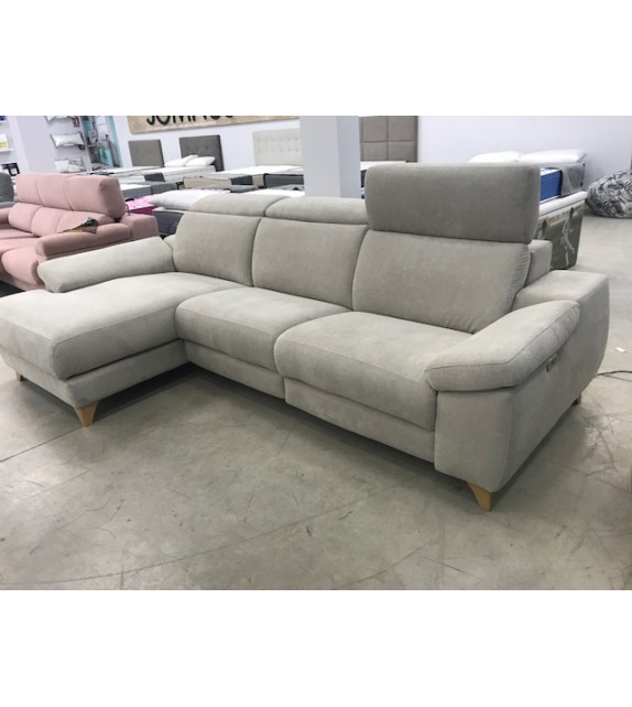 SOFA 3PLAZAS CON CHEISLONG MOD.SORT EN VALENCIA